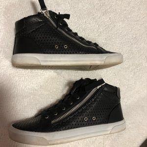 DV High-top Zipper Sneakers